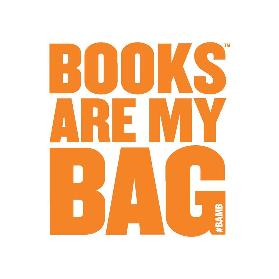 Books Are My Bag logo