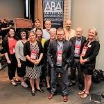 The ABA Board at the Town Hall meeting