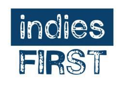 Indies First logo
