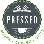 Pressed Bookstore logo