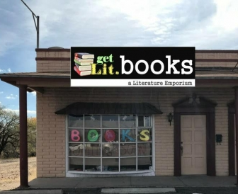 Get Lit. is a new bookstore.
